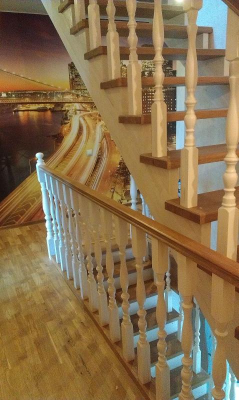 Большая Медведица - лестницы, балясины, столбы, мебельные